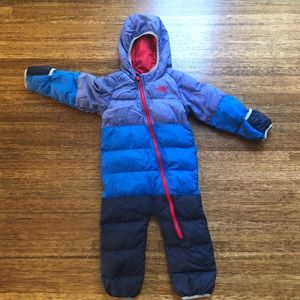 North Face lil'Snuggler Limited Edition Bunting